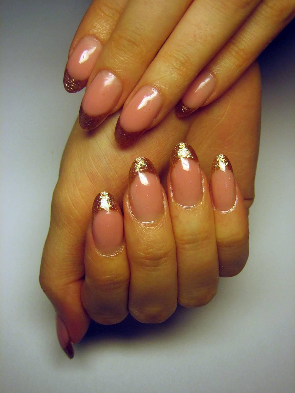 Дизайн слюда на ногтях фото